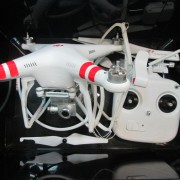 Передатчик Wi-Fi квадрокоптера Phantom 2 Vision неисправен