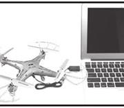 Инструкция подготовки Syma X 5C к полету