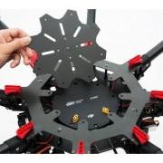 Новый обзор рамы для октокоптера