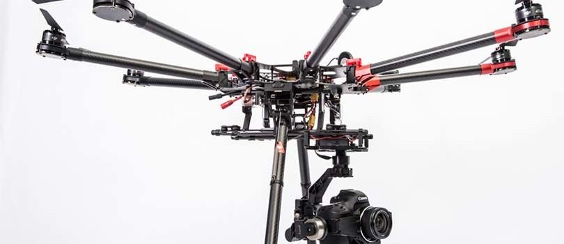 Октокоптер DJI Spreading Wings S1000