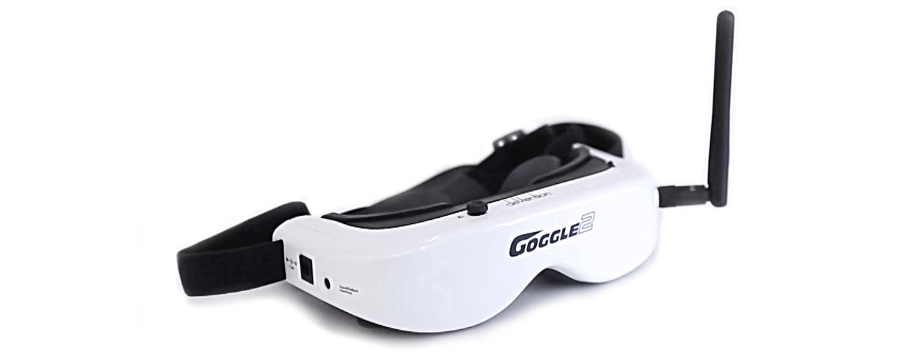 Goggle2 - видеоочки нового поколения
