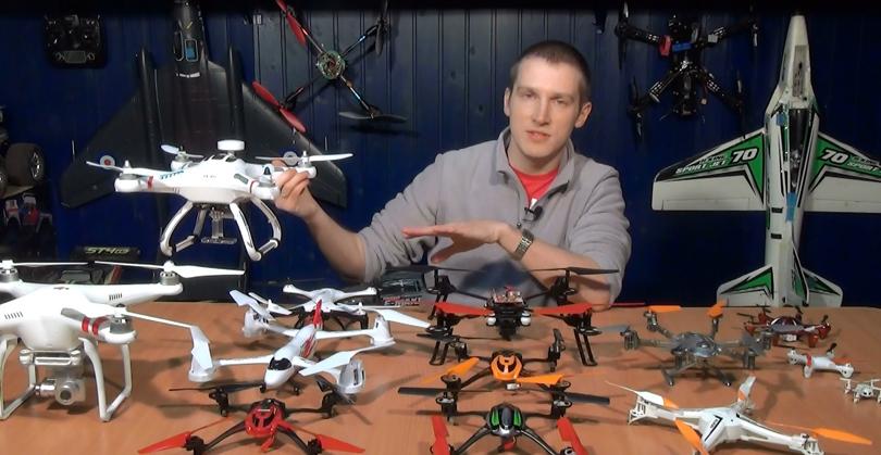 Как сделать квадрокоптер своими руками дешево