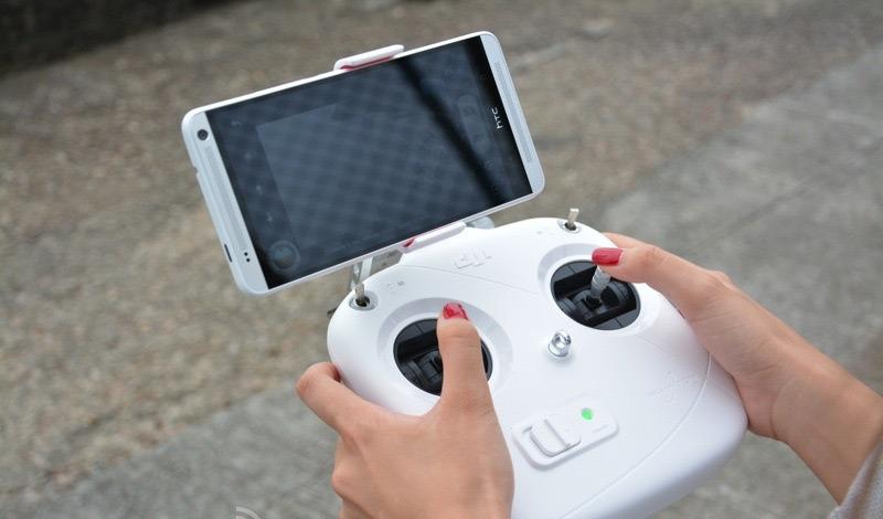 Крепеж телефона android (андроид) к коптеру фантом extra battery phantom с доставкой наложенным платежом