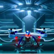 JJRC Tarantula — обзор необычного квадрокоптера