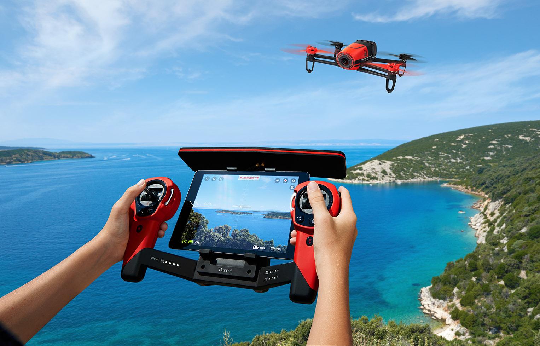 parrot bebop drone skycontroller