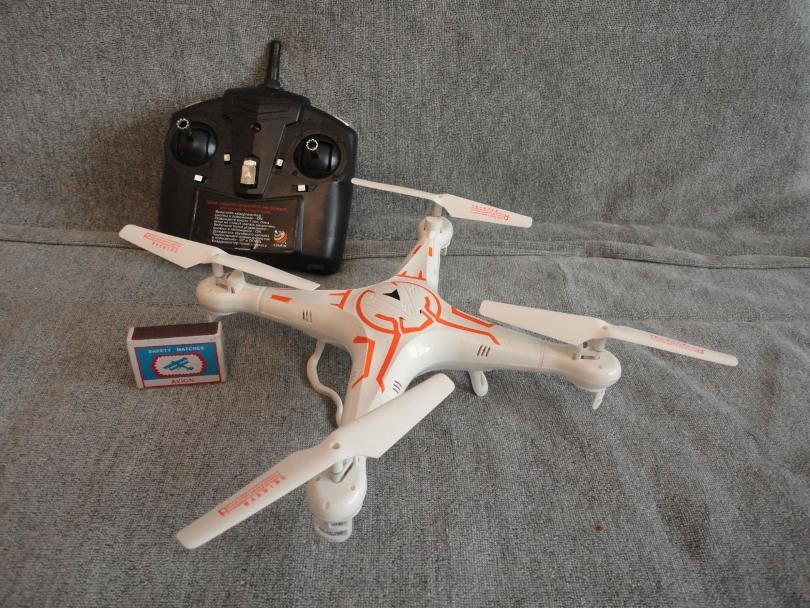 Квадрокоптер А203