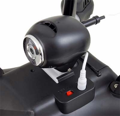 Видеокамера квадрокоптера Syma
