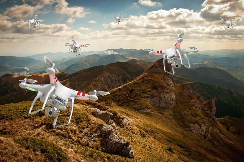 Что предсталюят собой дроны от компании JJRC
