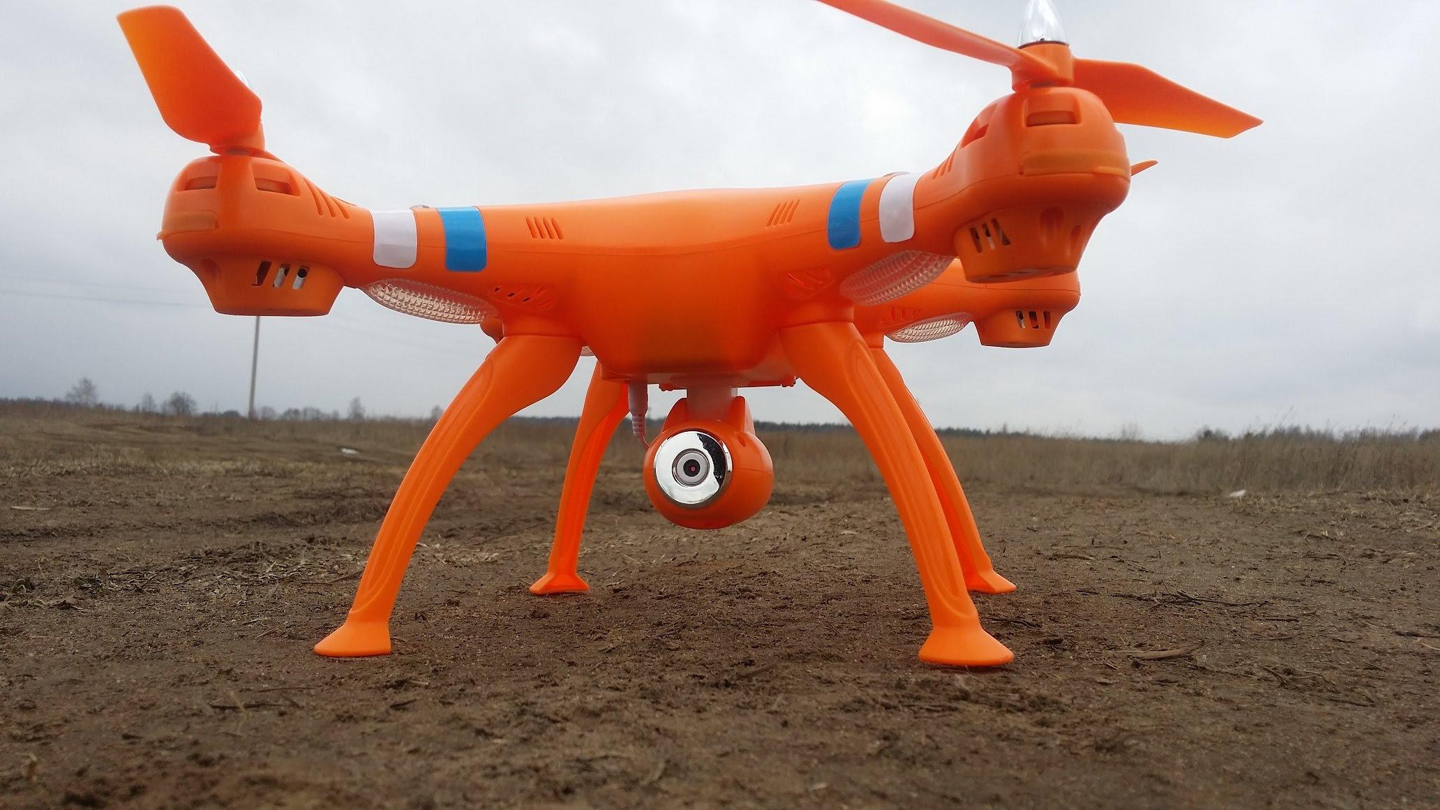 Квадрокоптеры syma x8 - яркий дизан, хорошие возможности