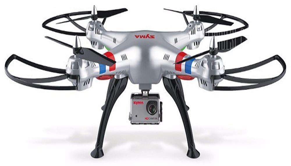 Квадрокоптер syma x8G - представительпопулярной линейки