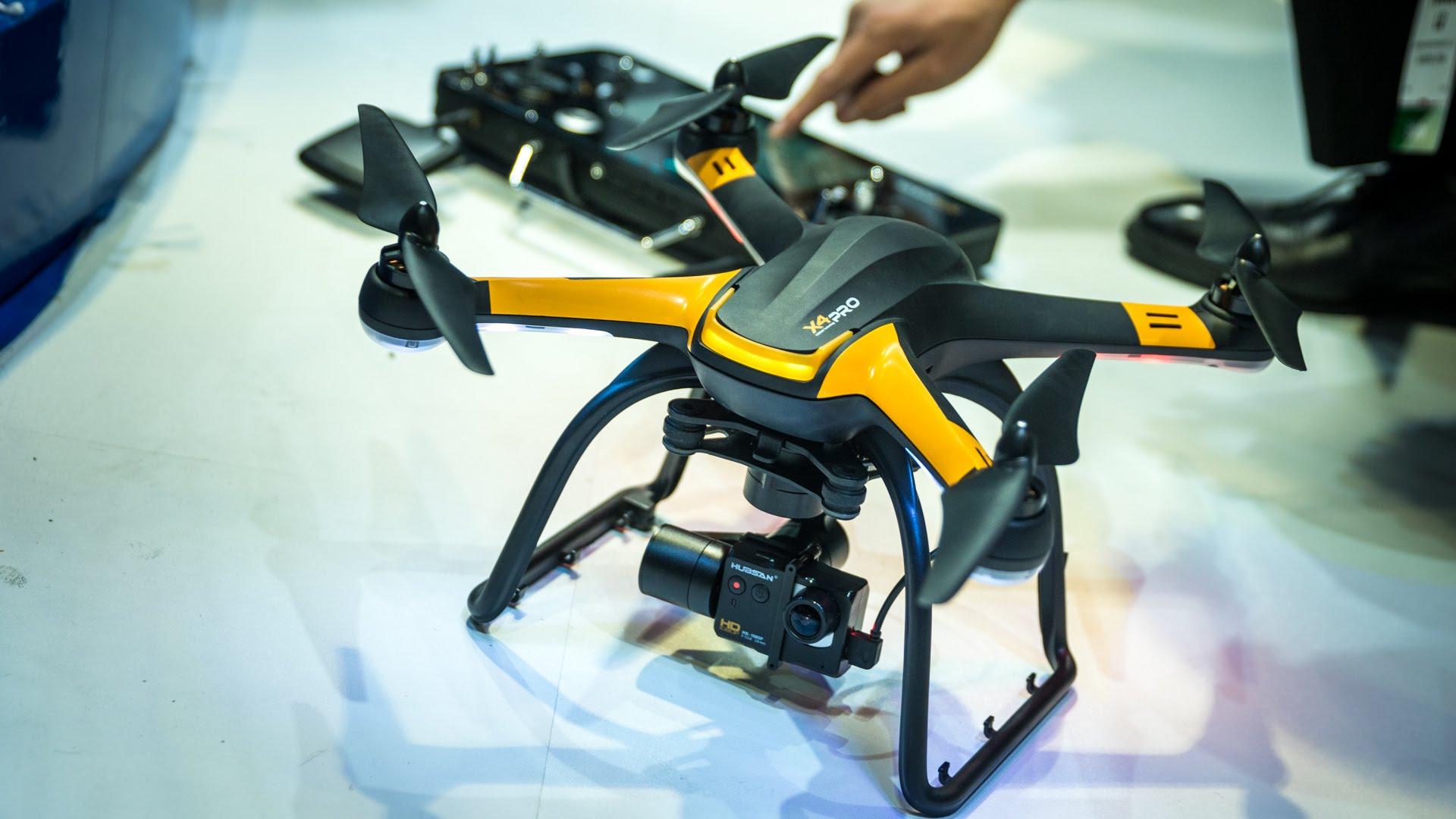 Квадрокоптер hubsan x4 pro - конкурент фантома