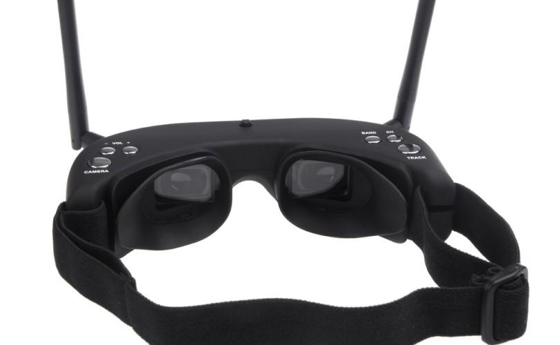 Удивительная принадлежность – видео очки для квадрокоптера