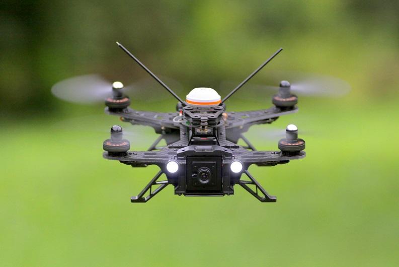 Квадрокоптер для гонок dji mavic pro пропеллеры купить