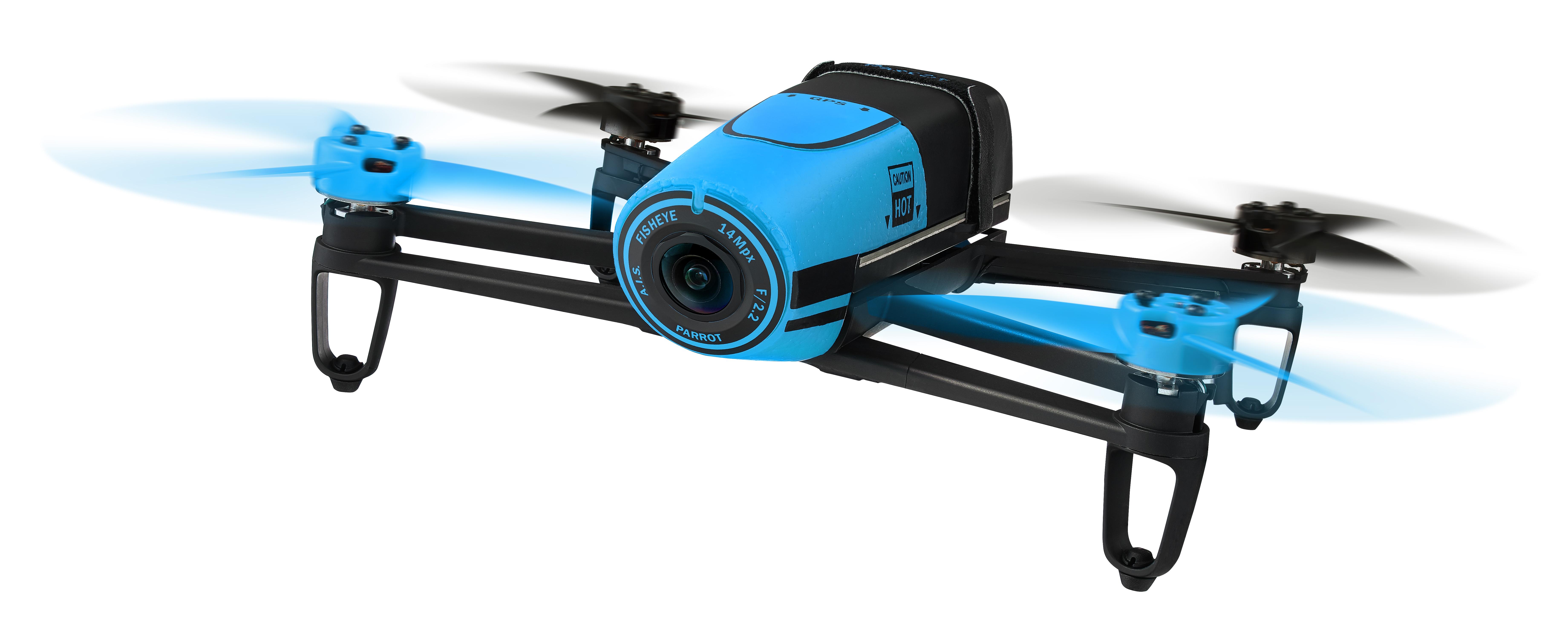 Quadcopter с камерой Bebop Drone