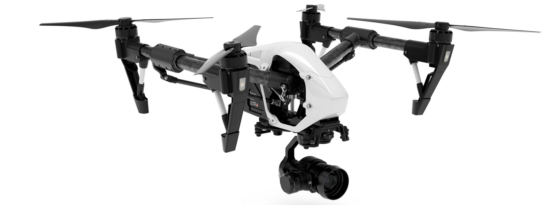 Quadcopter с камерой DJI Inspire 1 PRO