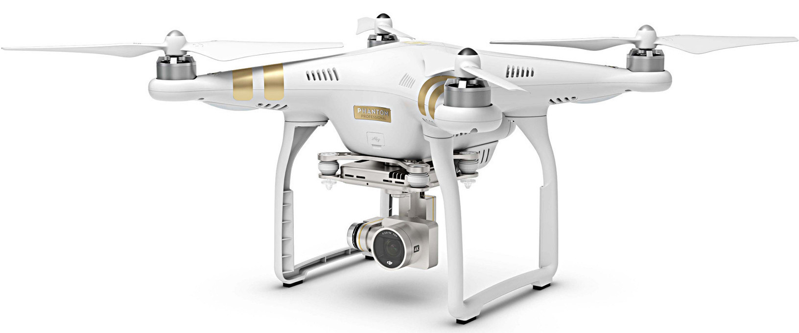 Quadcopter с камерой DJI Phantom 3 Professional