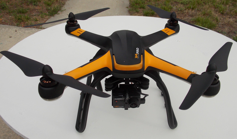 Квадрик с камерой Hubsan X4 H109S Pro