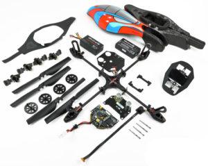 Собрать дрон по компонентам шнур андроид phantom 4 pro на avito