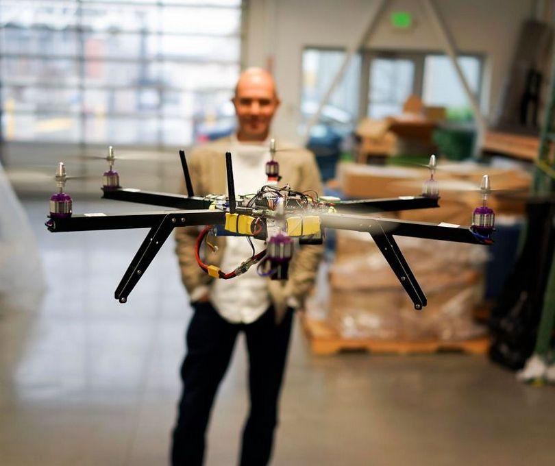 Как создать дрон своими руками