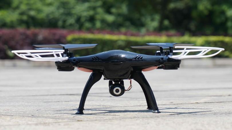 Обзор квадрокоптера X5SW 1от компании Syma Toys