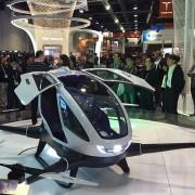 Квадрокоптер-такси