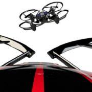 Агрессивный и боевой Byrobot Drone Fighter