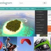 Соцсеть Dronestagram набрала более 30 тысяч любителей дронов