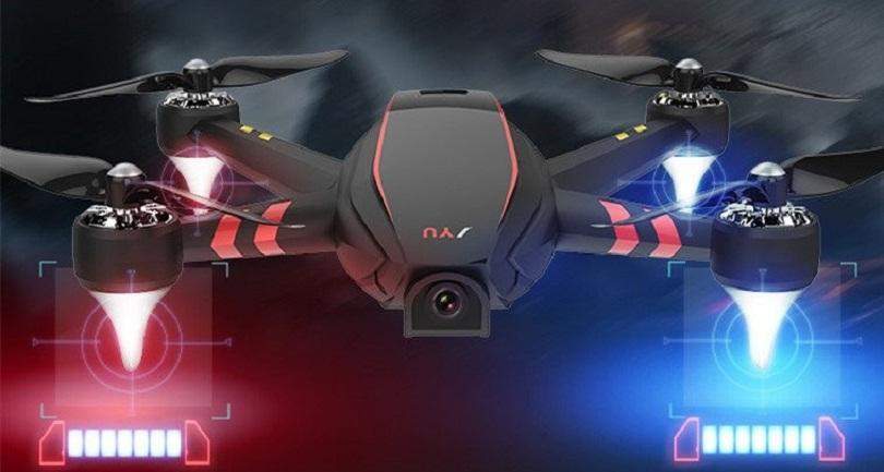 Шершень Hornet 5.8G FPV впечатляет своим видом