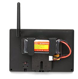 Одной из основных запасных деталей квадрокоптера является монитор, который предназначен для приема видеосигнала с летящего дрона и по сути, является самыми настоящими глазами для оператора гоночного дрона