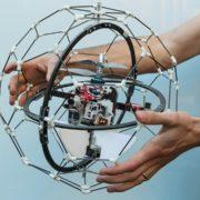 Сферические дроны на страже безопасности
