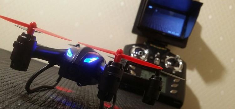 Обзор гексакоптера WLtoys Q282G 5.8G FPV
