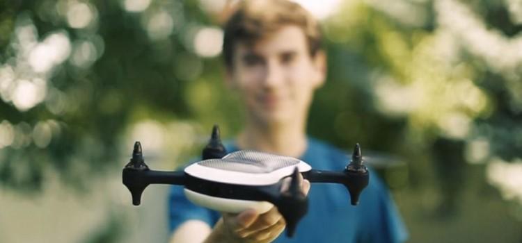 Стартап из США представил самый быстрый дрон