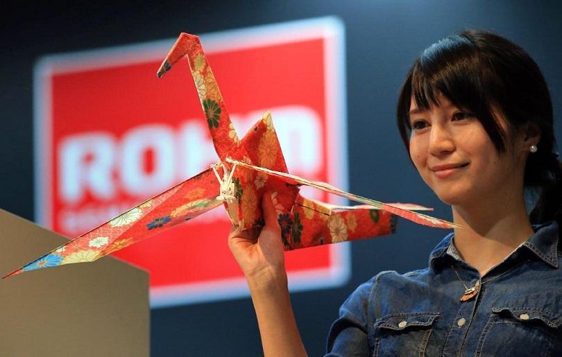 Новый концепт сверхлегкого дрона