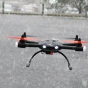 Полетный дрон HiSKY-HMX280 и его запасные детали
