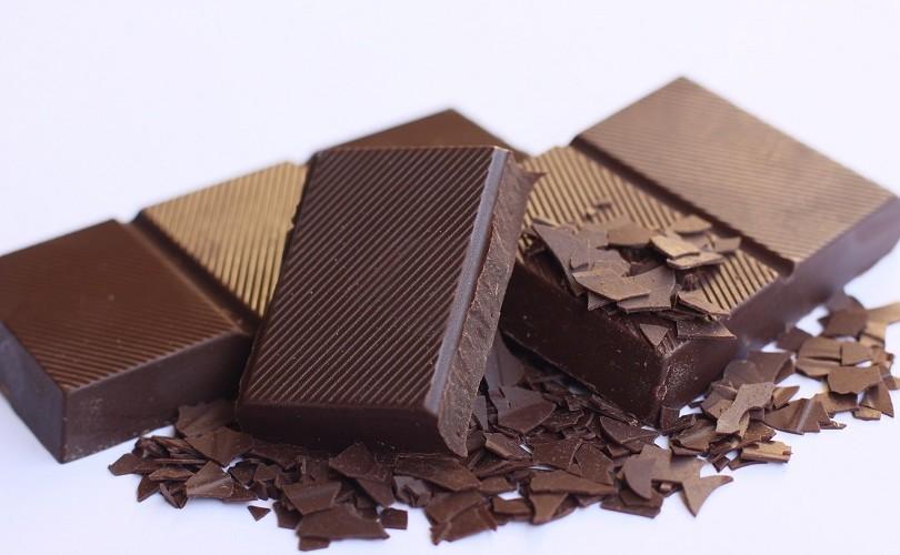 Швейцарцы сделали дрон из шоколада