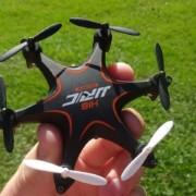 Обзор миниатюрного дрона JJRC H18 Hexacopter