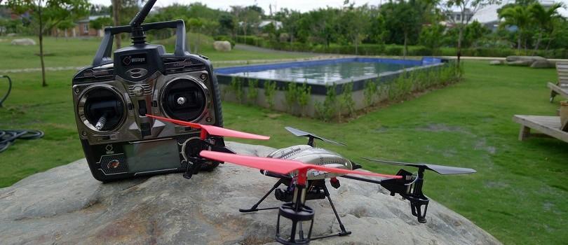 Запчасти и комплектующие для квадрокоптера Wltoys V222 2.4G