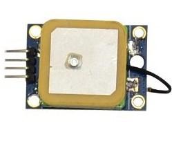 Навигационная GPSсистема Cheerson CX20 небольшая на вид