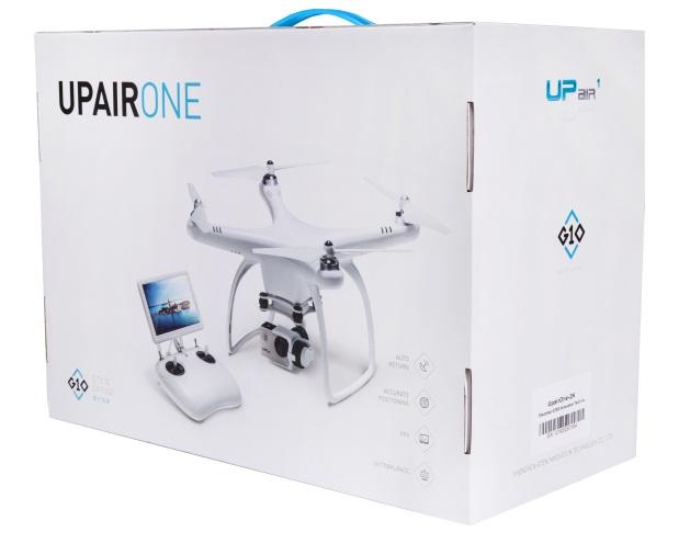 Упаковка New UP Air UPair-Chase сразу говорит об эксклюзивности изделия