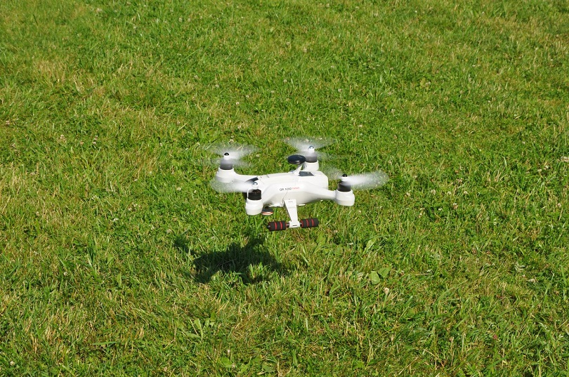 Квадрокоптер Walkera QR X350 Premium FPV оснащен множеством автоматических функций