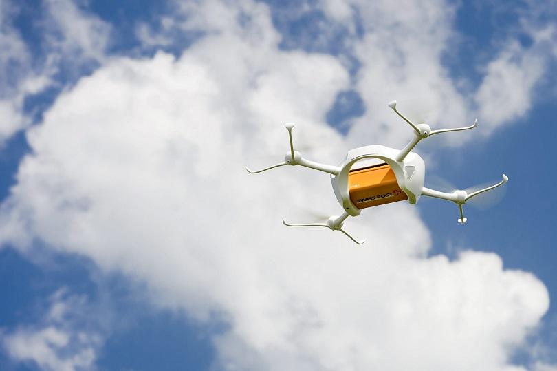 Самозаряжающийся дрон будет сам искать док-станции