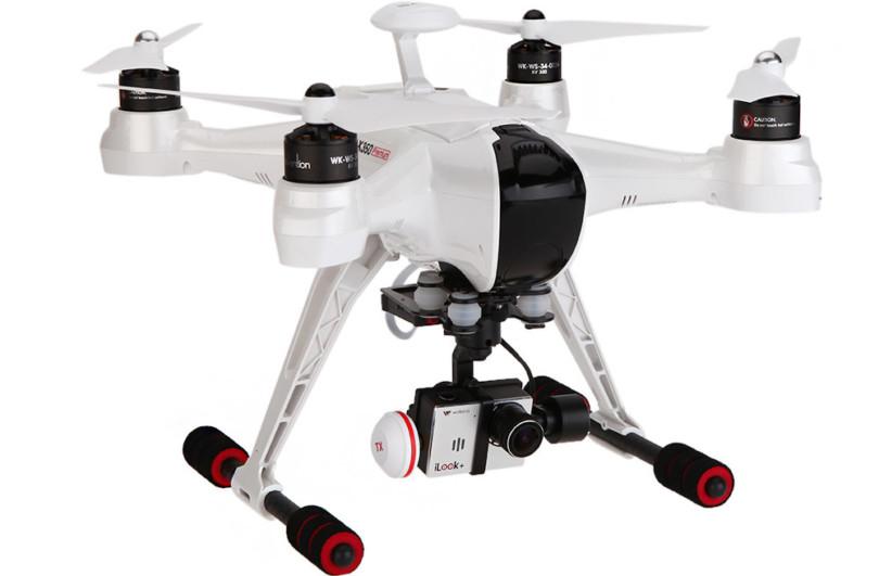 Внешний вид квадрокоптера Walkera QR X350 Premium FPV