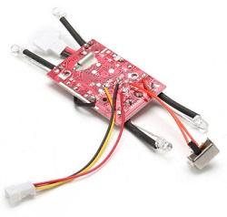 Коптер Eachine H99D оснащается качественной подсветкой