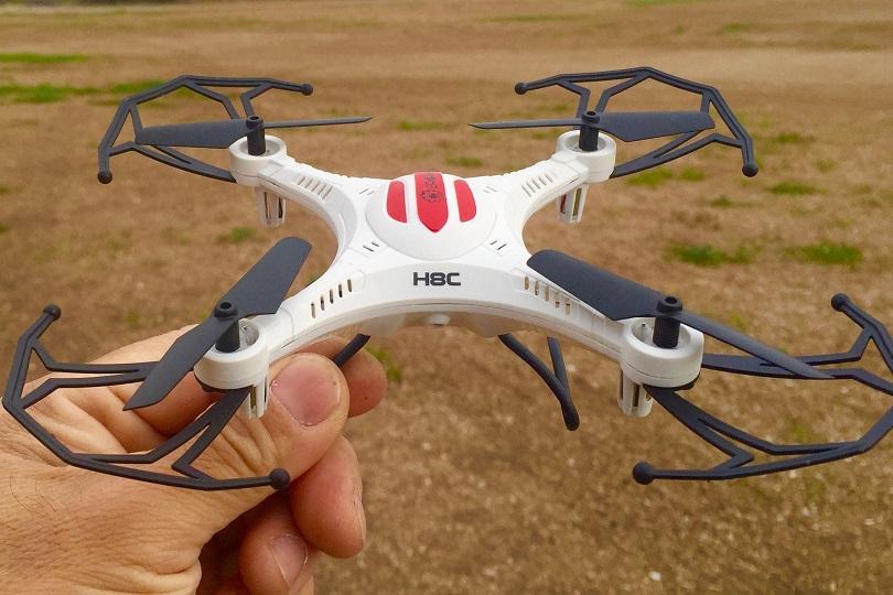 Квадрокоптер Eachine H8C Mini имеет адекватную стоимость
