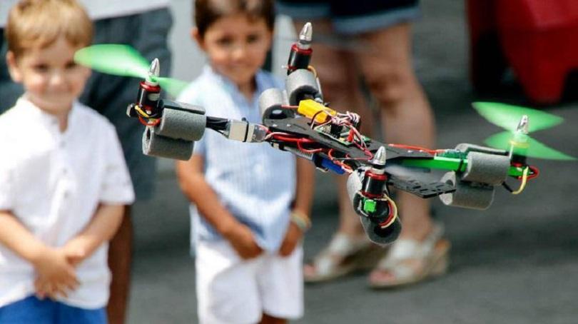 Инструкция MHV-Quadcopter-Workshop-v3 должна быть изучена