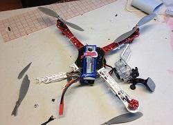Инструкция MHV-Quadcopter-Workshop-v3 ориентирована на новичков