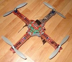 Инструкция MHV-Quadcopter-Workshop-v3 не указывает на какую-то конкретную модель