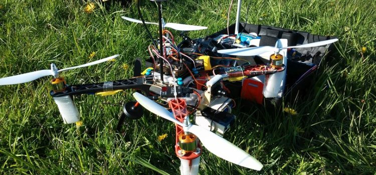 Инструкция MHV-Quadcopter-Workshop-v3