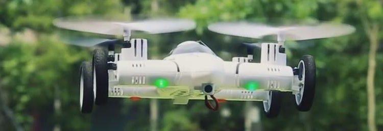 Обзор удивительной модели квадрокоптера SY X25