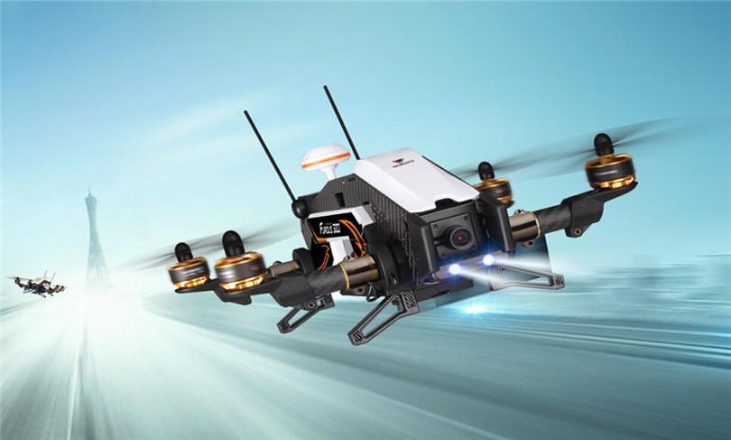 Первый чемпионат Drone Racing в Астане